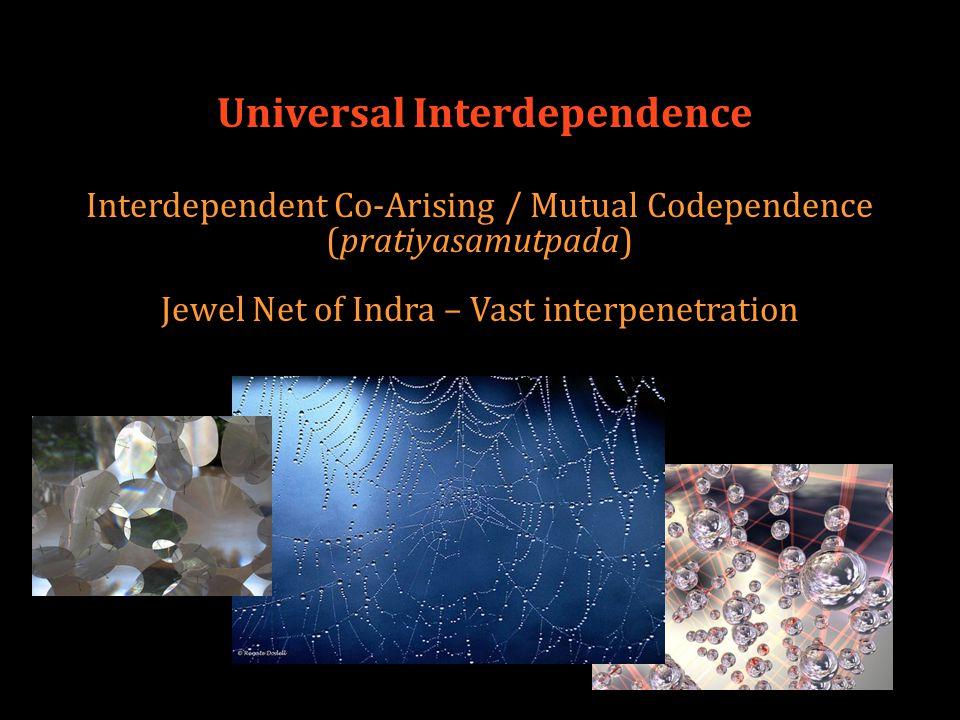 Universal Interdependence
