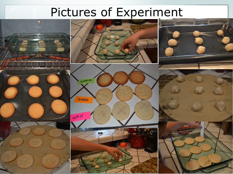 Pictures of Experiment
