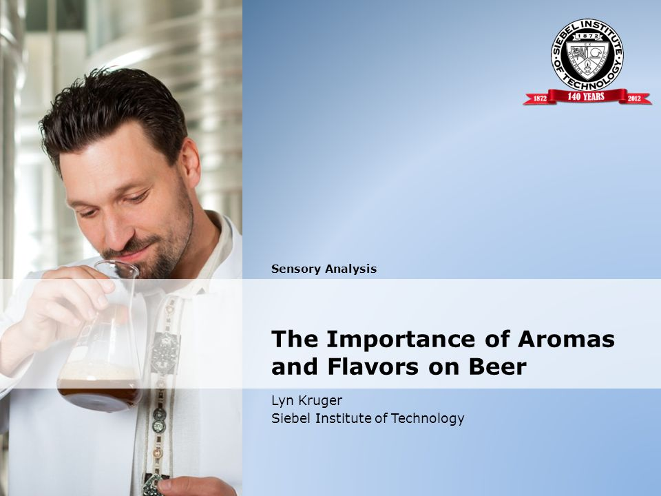 The Importance of Aromas and Flavors on Beer