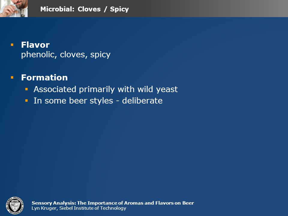 Microbial: Cloves / Spicy