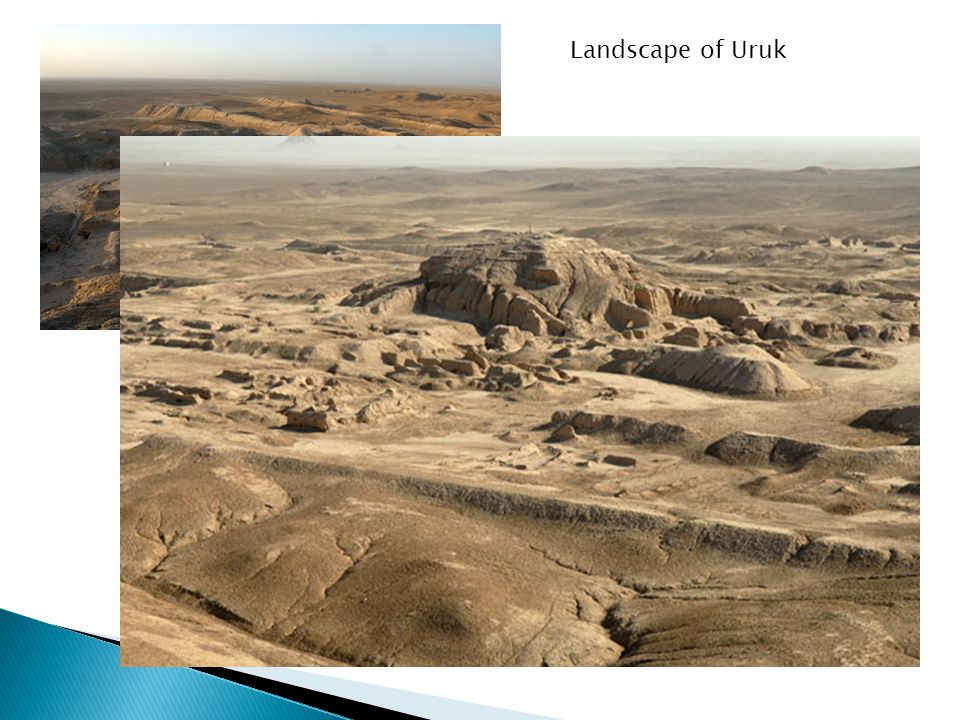 Landscape of Uruk