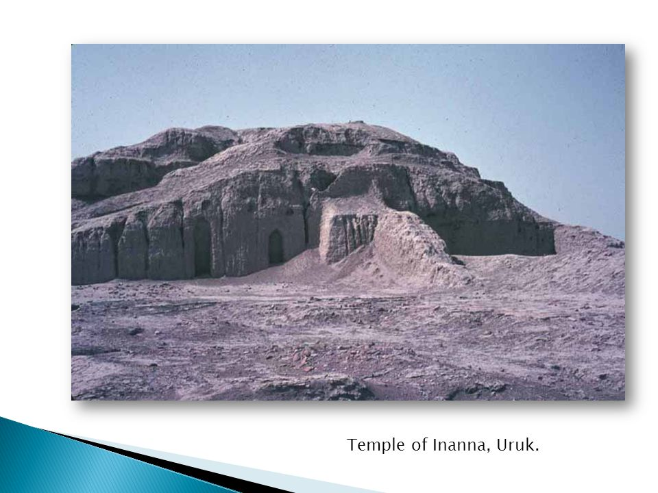 Temple of Inanna, Uruk.