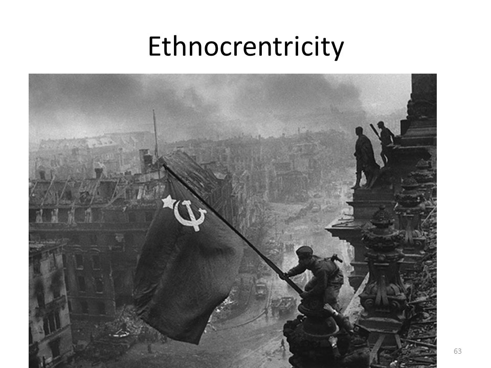 Ethnocrentricity