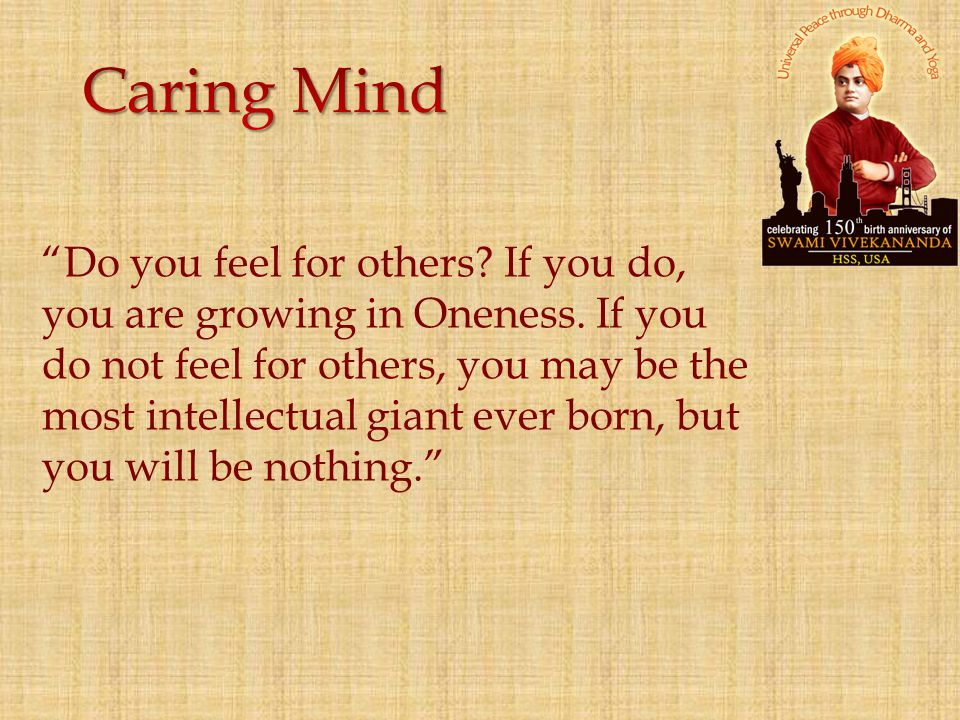 Caring Mind