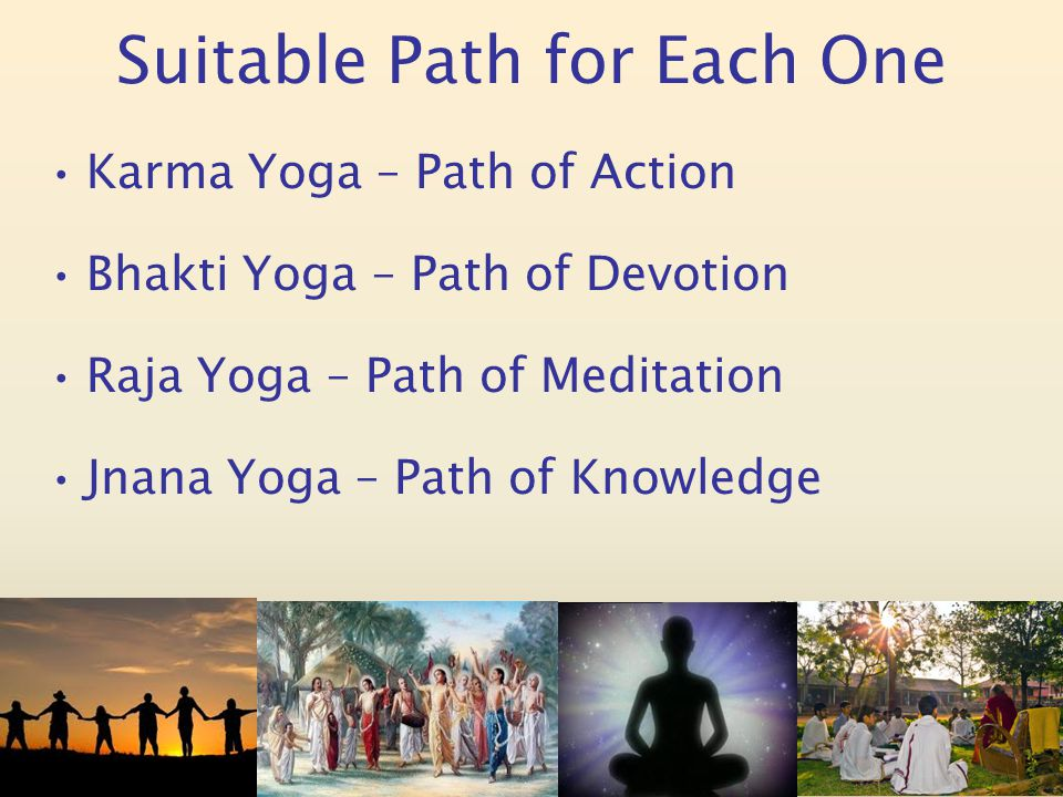 Suitable Path for Each One