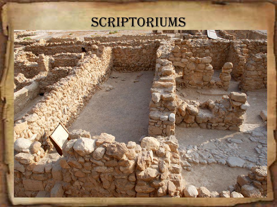 Scriptoriums
