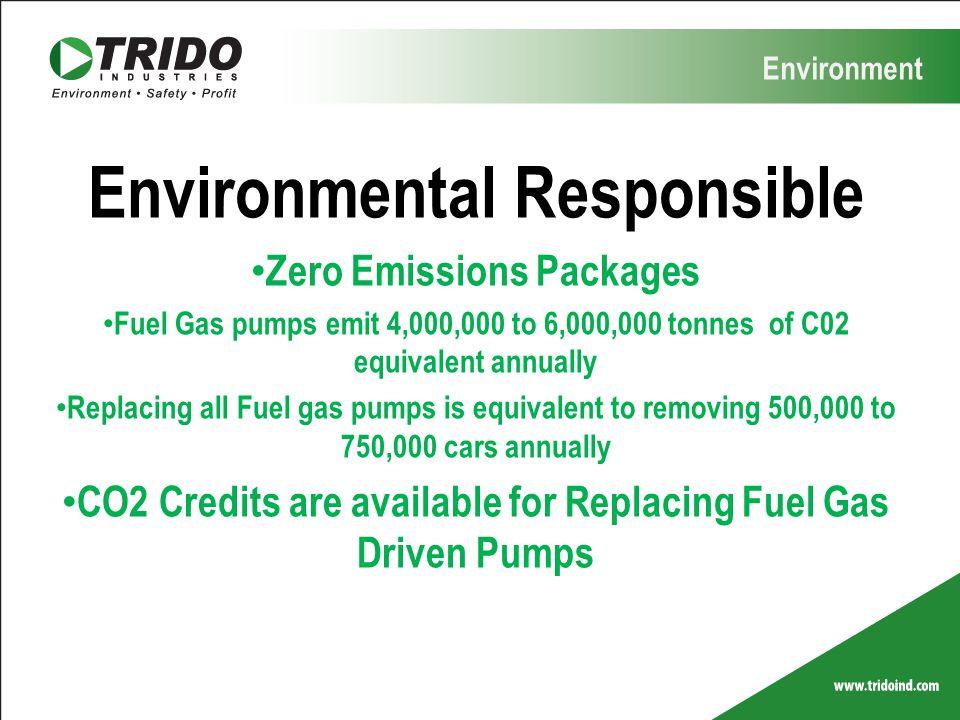 Environmental Responsible