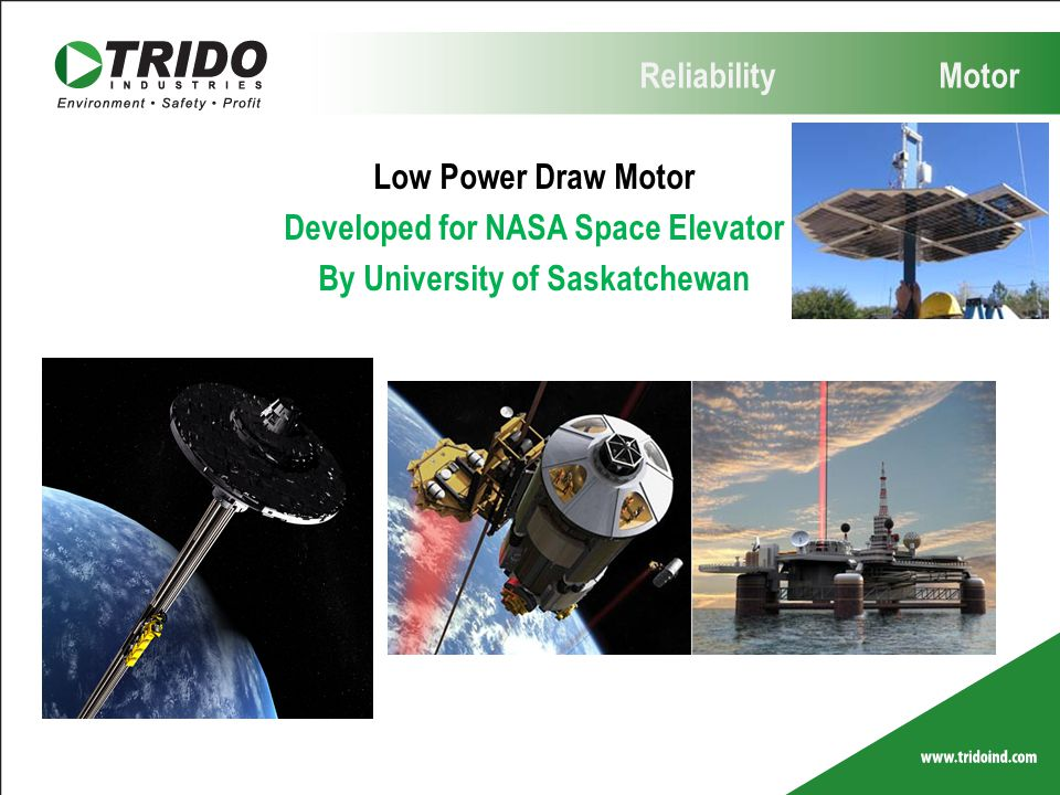 Developed for NASA Space Elevator By University of Saskatchewan
