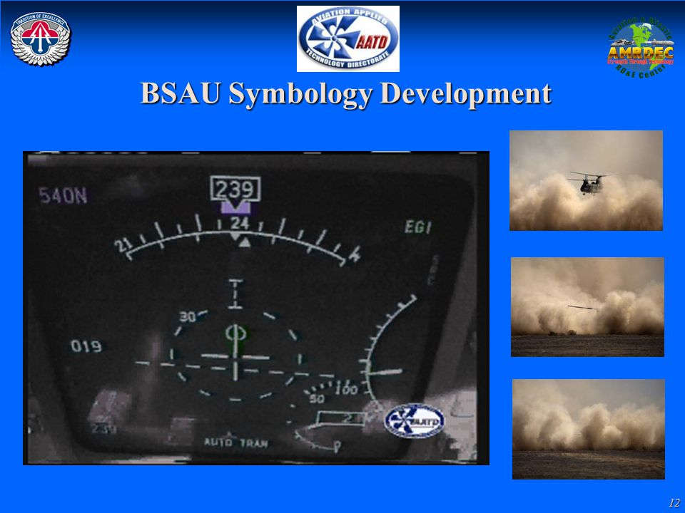 BSAU Symbology Development