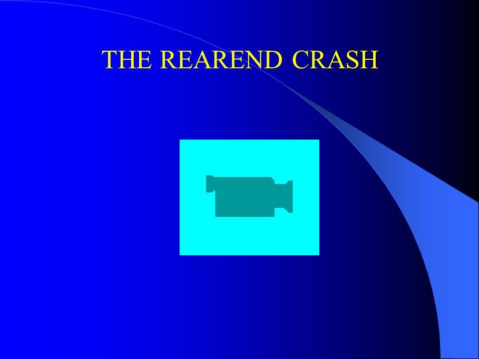 THE REAREND CRASH