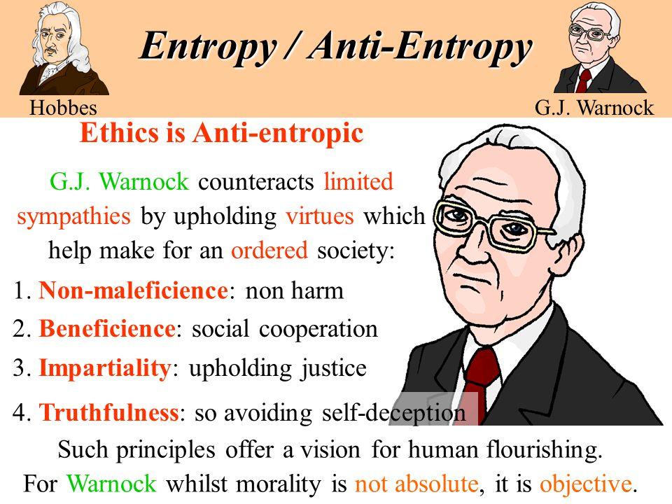 Entropy / Anti-Entropy