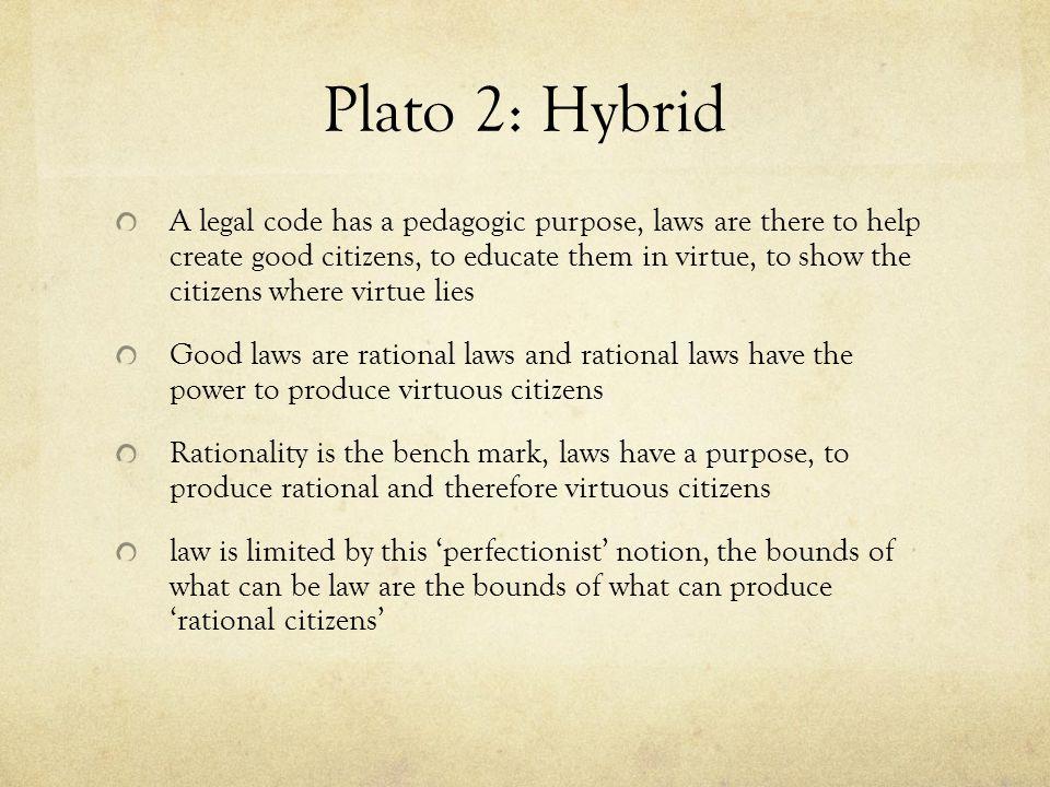 Plato 2: Hybrid