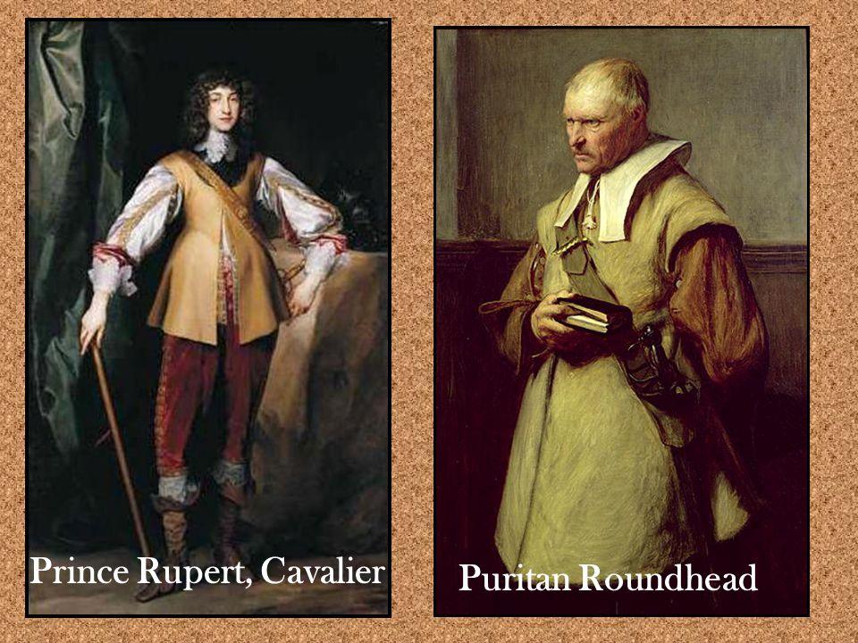 Prince Rupert, Cavalier