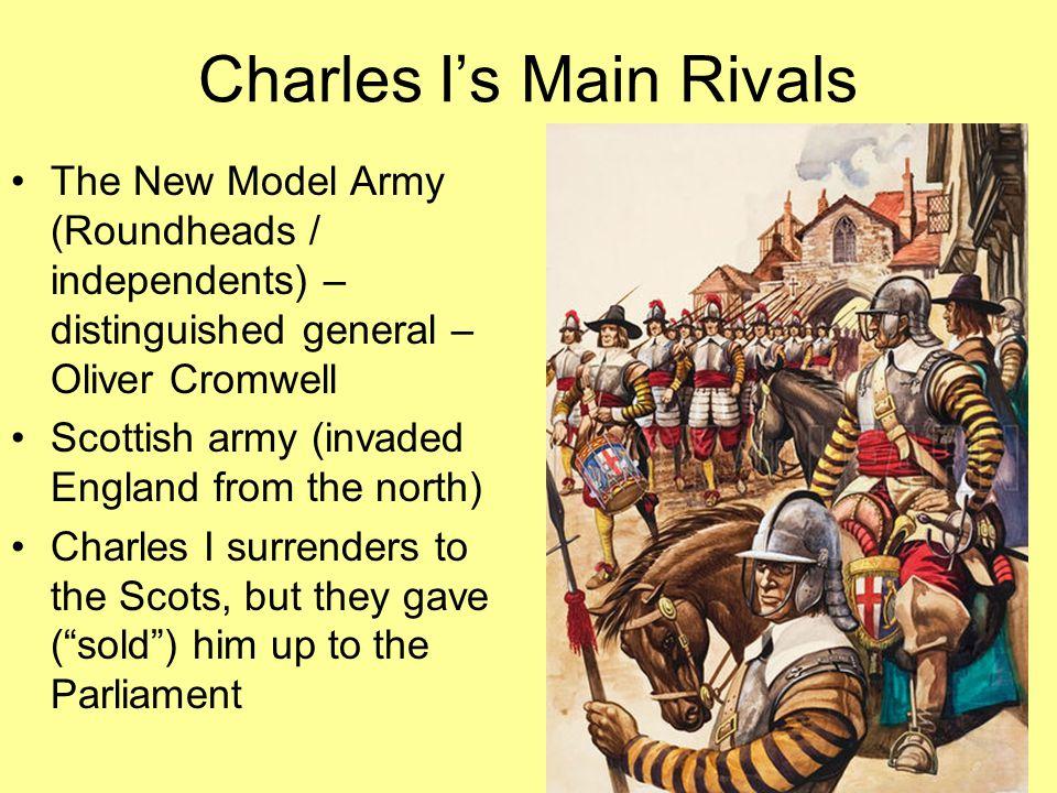 Charles I's Main Rivals