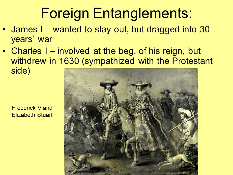 Foreign Entanglements: