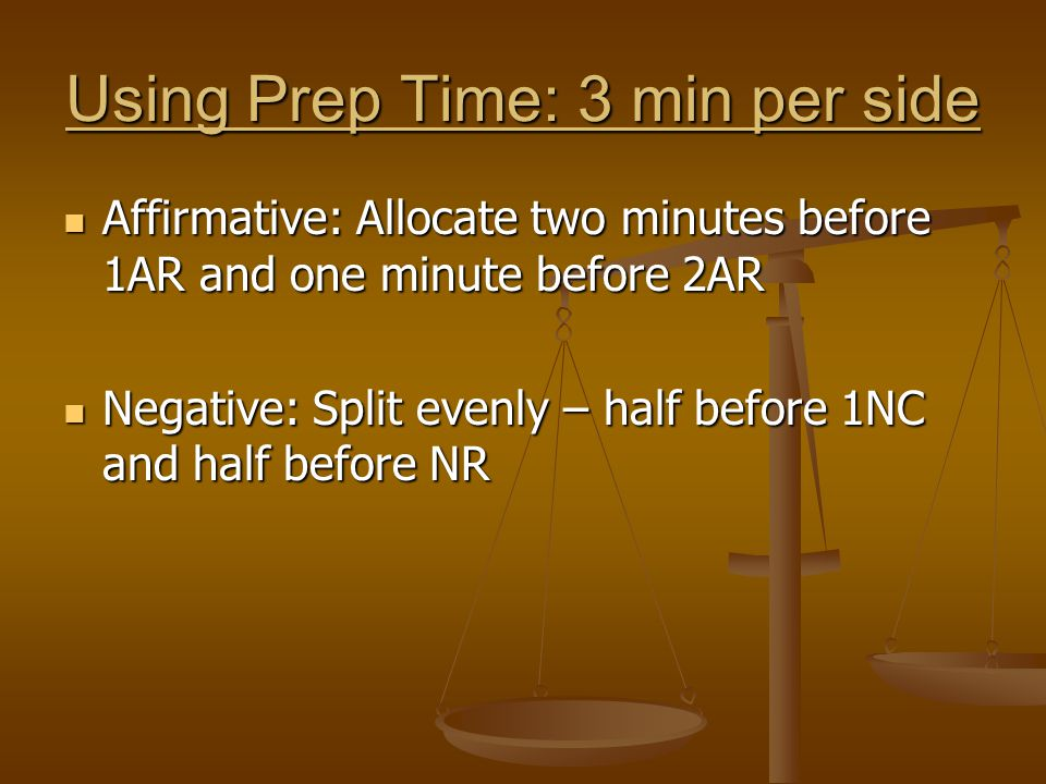 Using Prep Time: 3 min per side