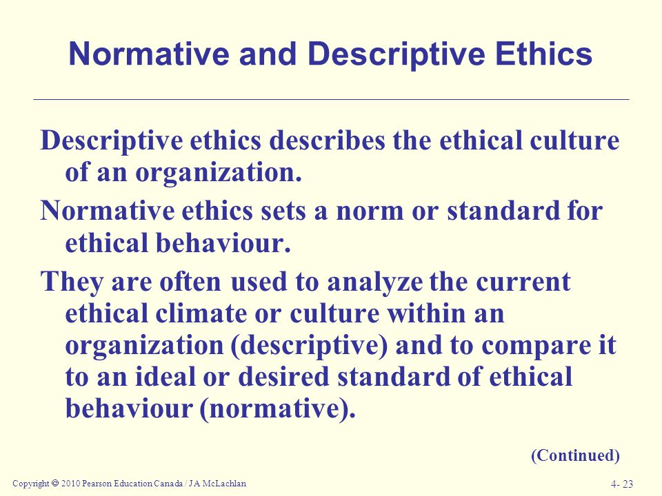 Five Ways To Shape Ethical Decisions: Virtue Approach
