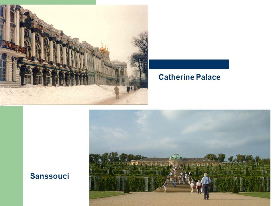 Catherine Palace Sanssouci