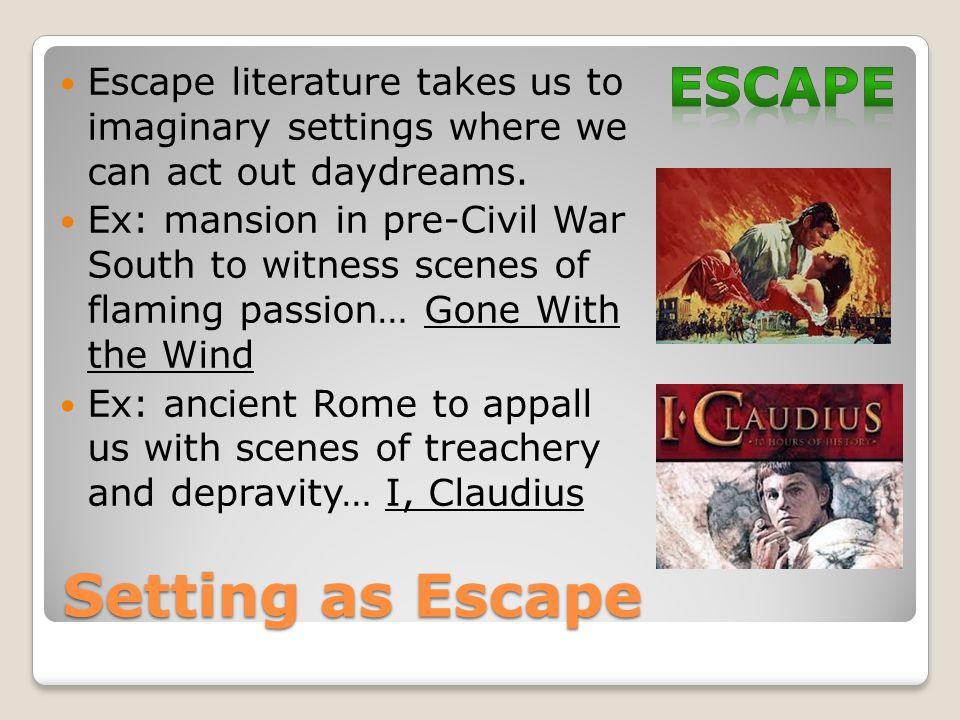 Setting as Escape escape