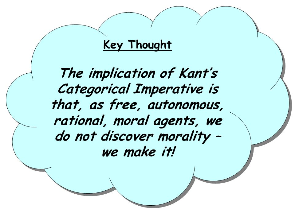 Key Thought