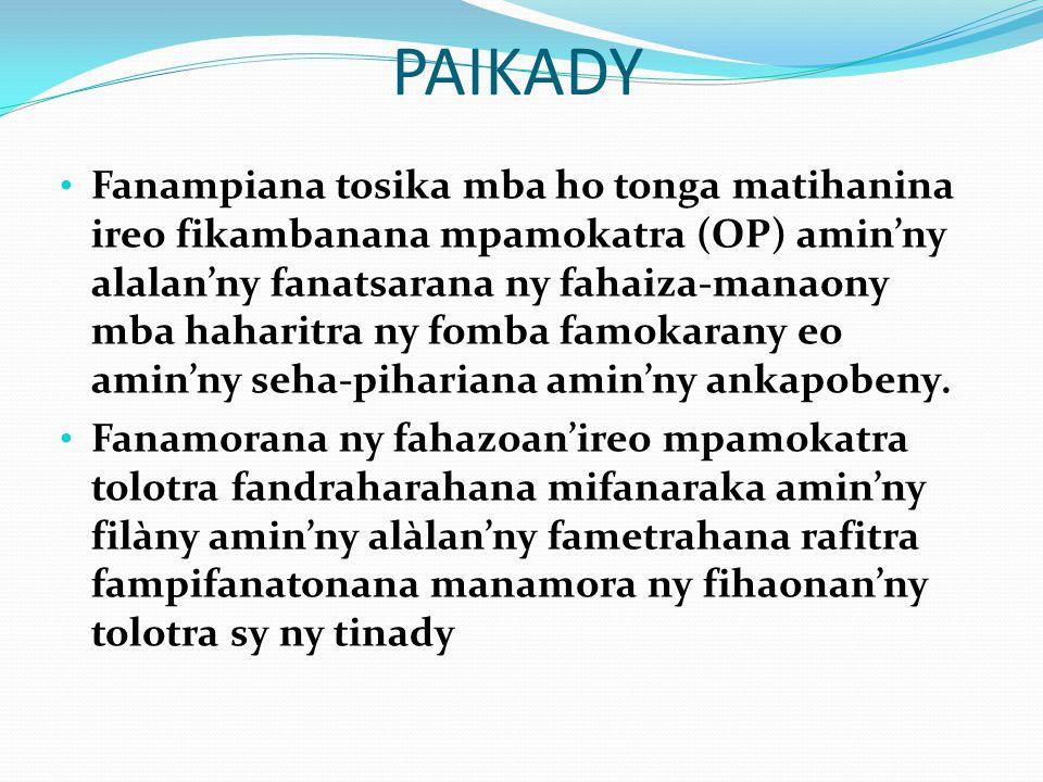 PAIKADY