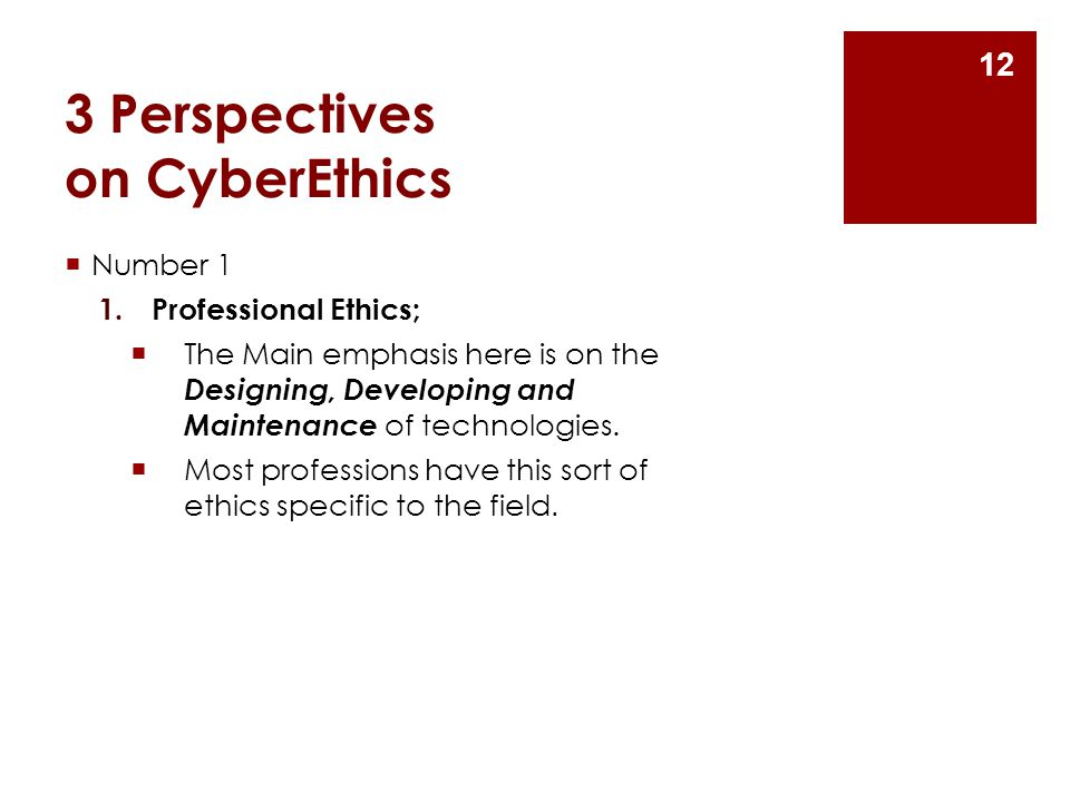 An analysis of a controversial ethical issue using three main theories of ethics