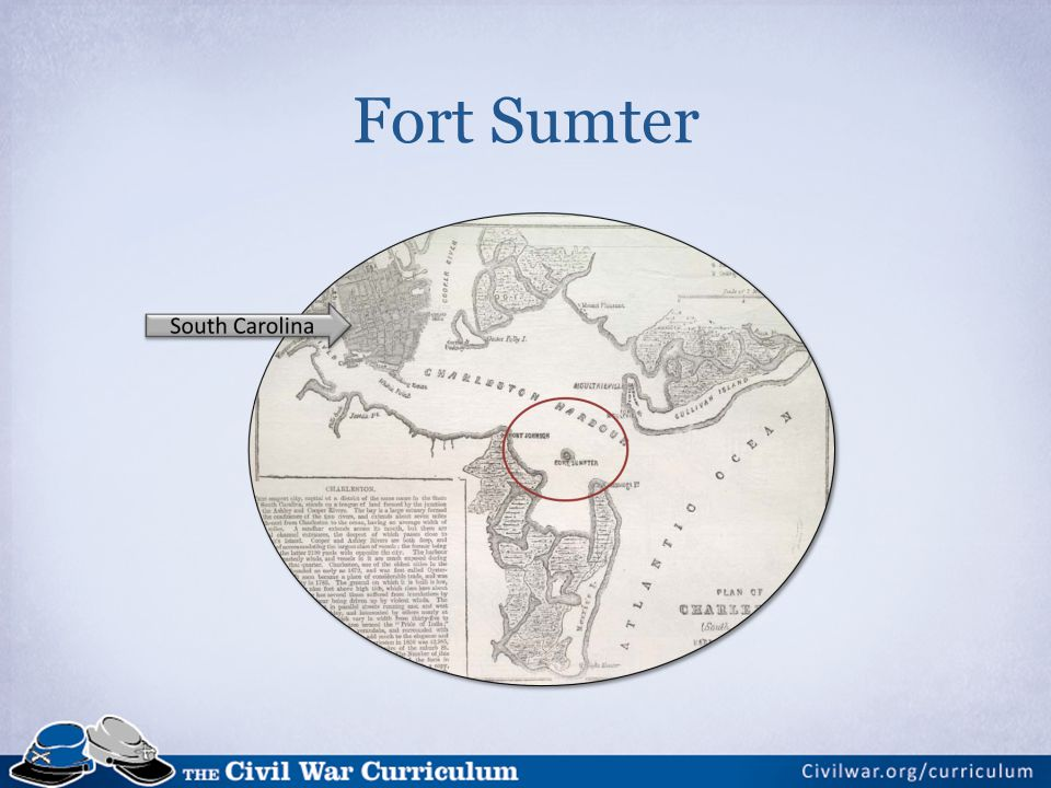 Fort Sumter Discussion: