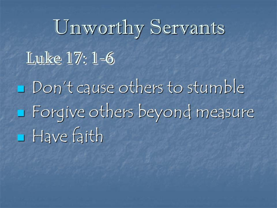 Image result for Luke 17 1