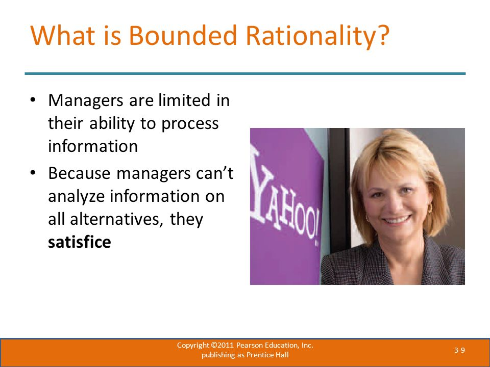 What is Bounded Rationality