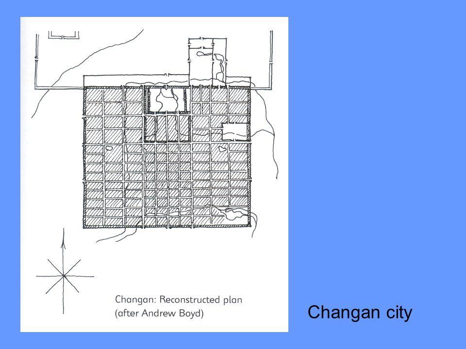 Changan city