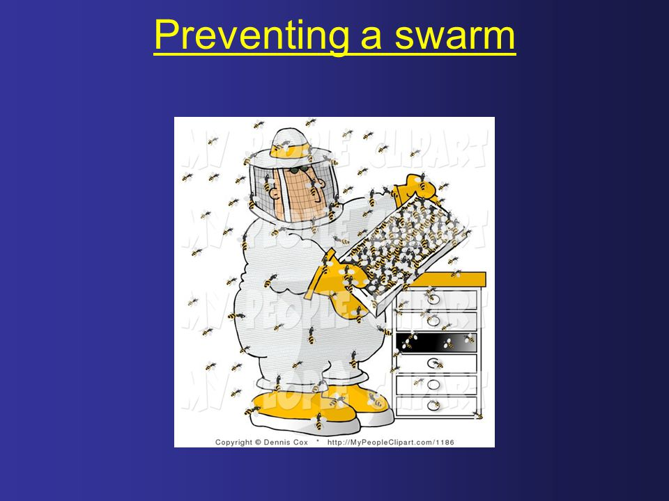 Preventing a swarm