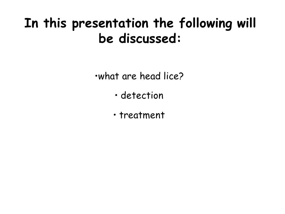 In this presentation the following will be discussed: