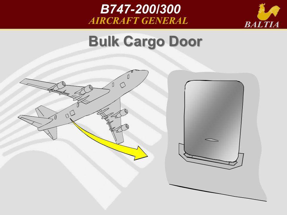 Bulk Cargo Door AOM v2 Bulk Cargo Door