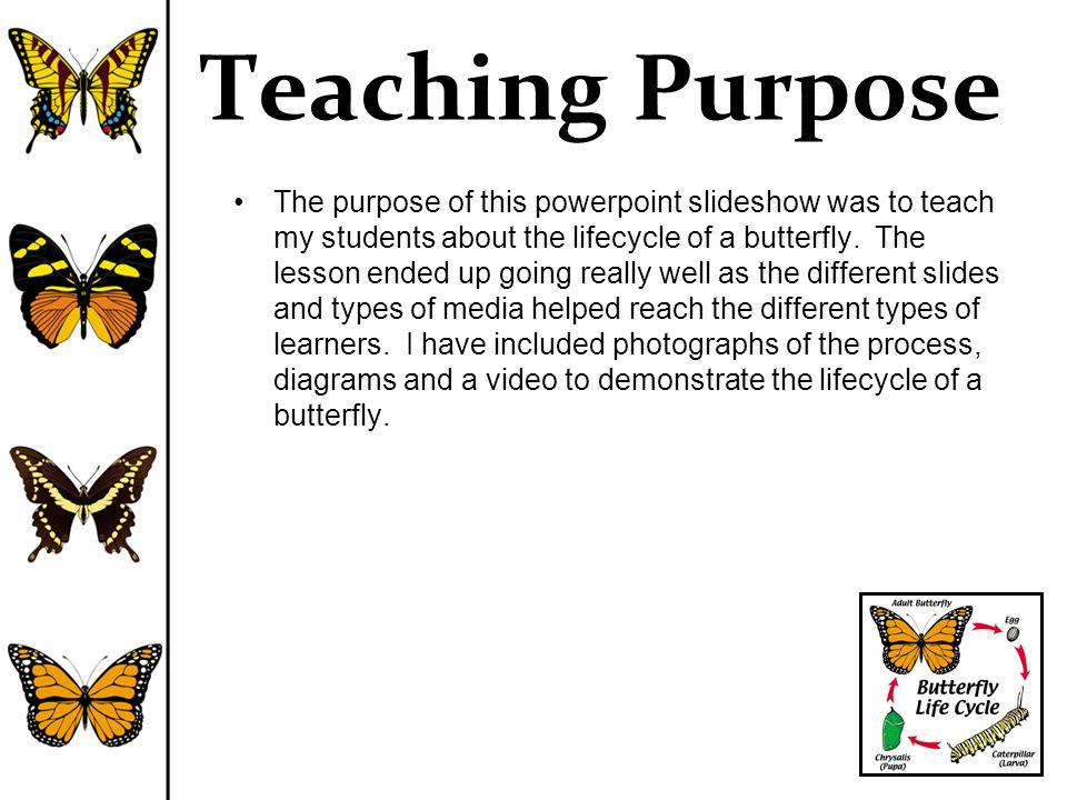 Teaching Purpose