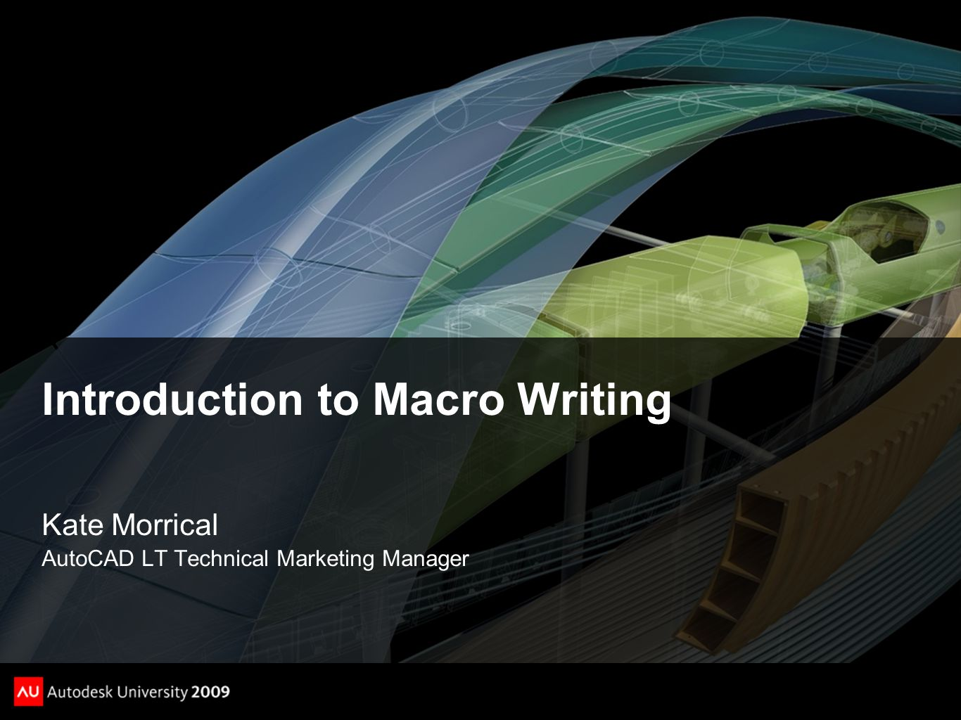 Introduction to Macro Writing