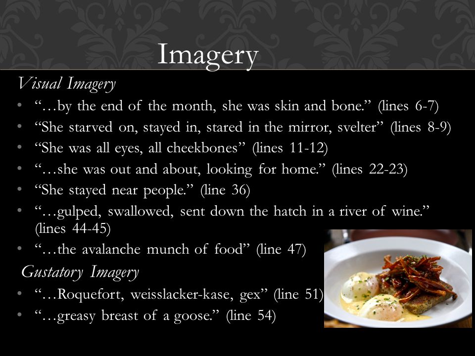 Imagery Visual Imagery