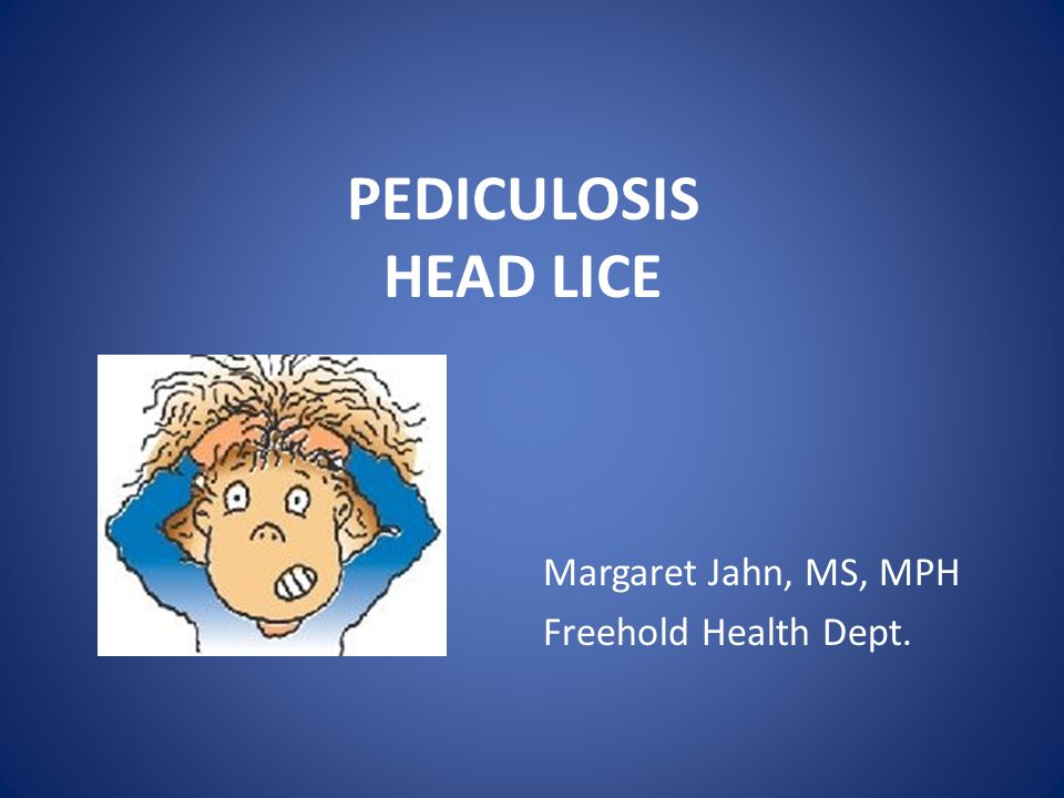 Margaret Jahn, MS, MPH Freehold Health Dept.