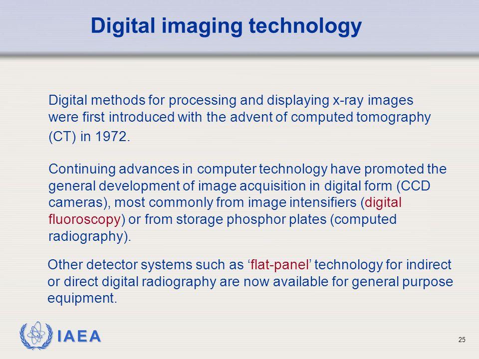 Digital imaging technology