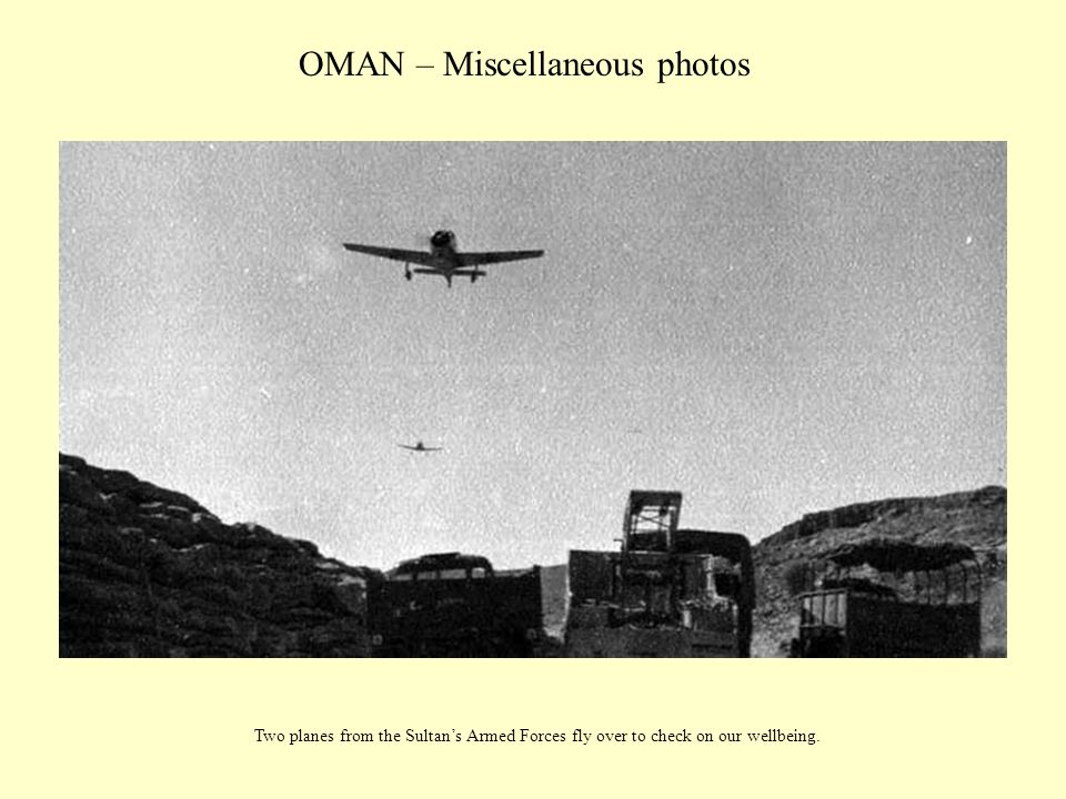 OMAN – Miscellaneous photos