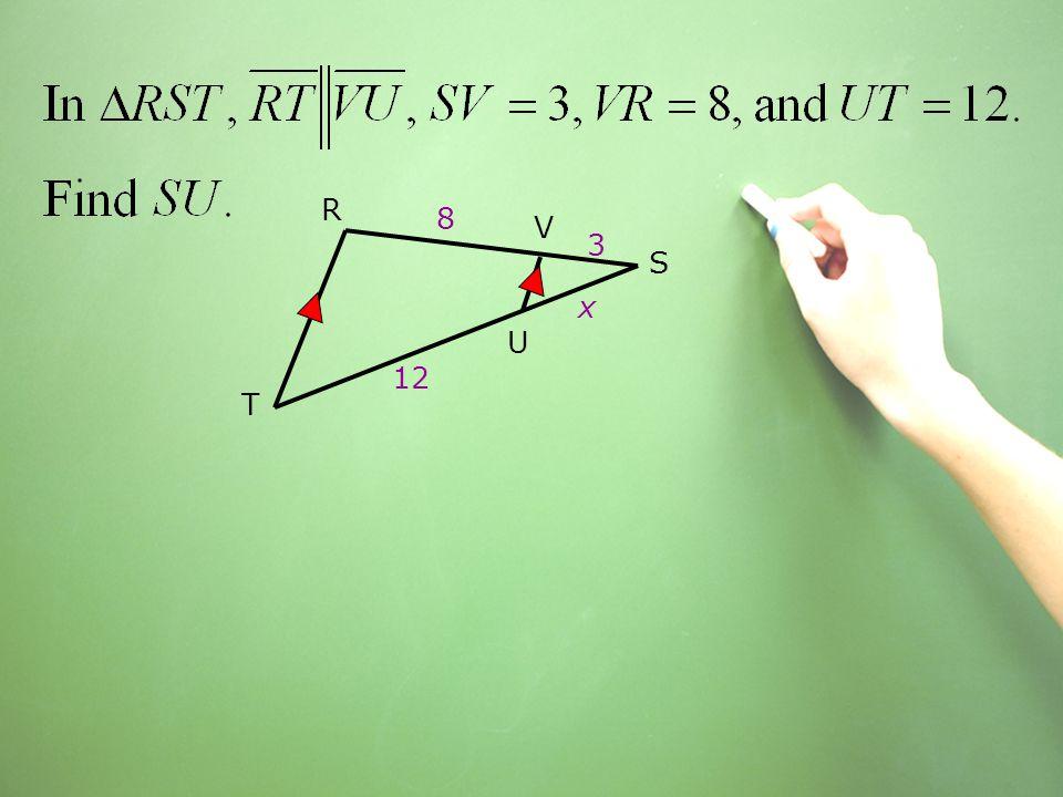 R 8 V 3 S x U 12 T