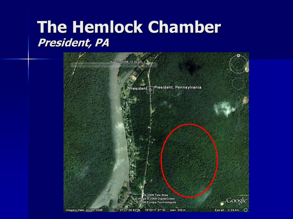 The Hemlock Chamber President, PA