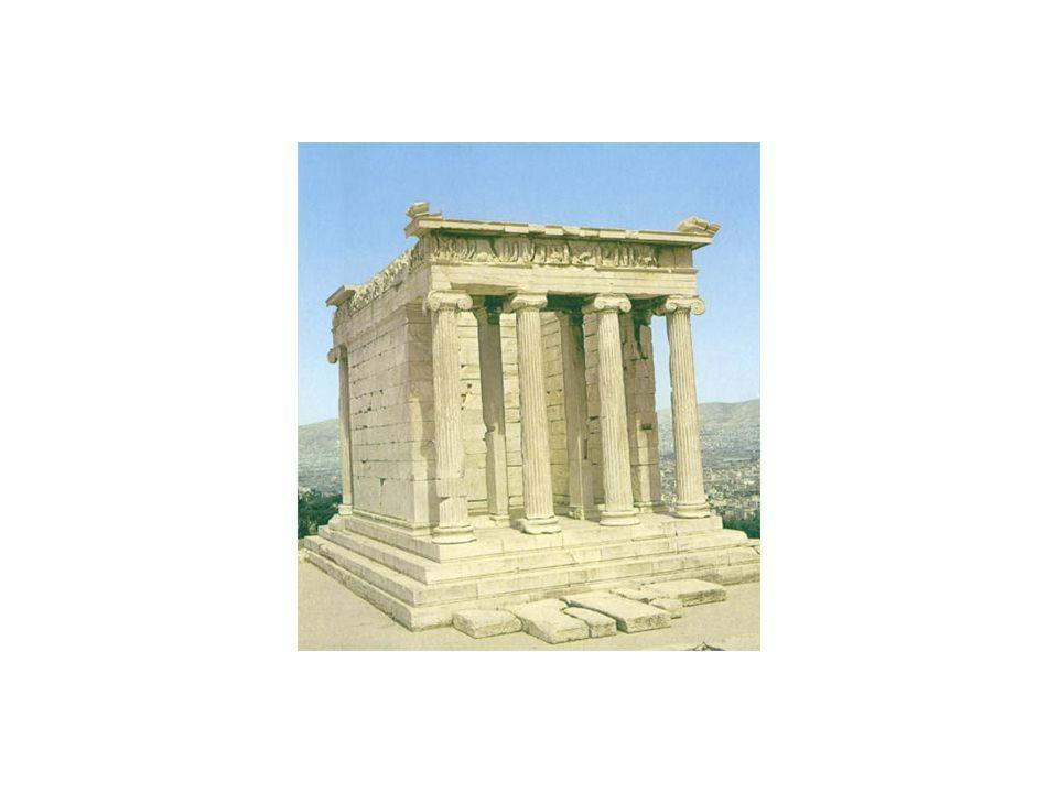 Kallidrates. Temple of Athena Nike, Acropolis, Athens 427-424 BCE