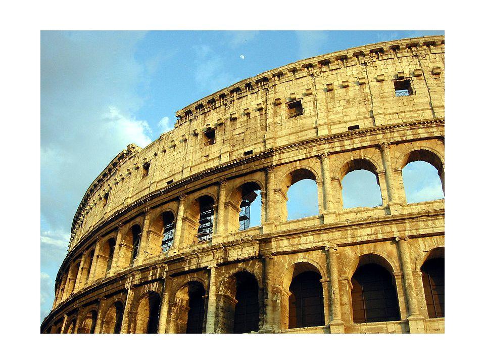 Colosseum, 1st c. Roman- Arcade