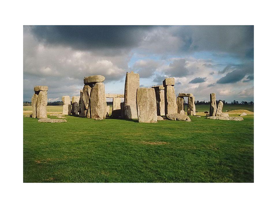 Stonehenge, England 1800-1400 BCE: Post & lintel