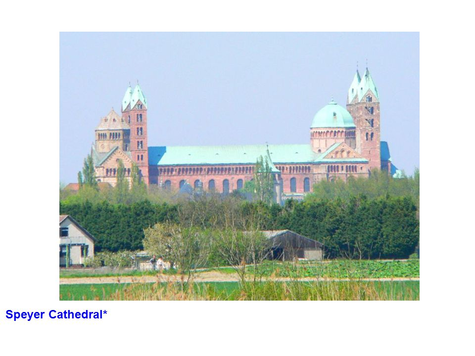 Speyer Cathedral*
