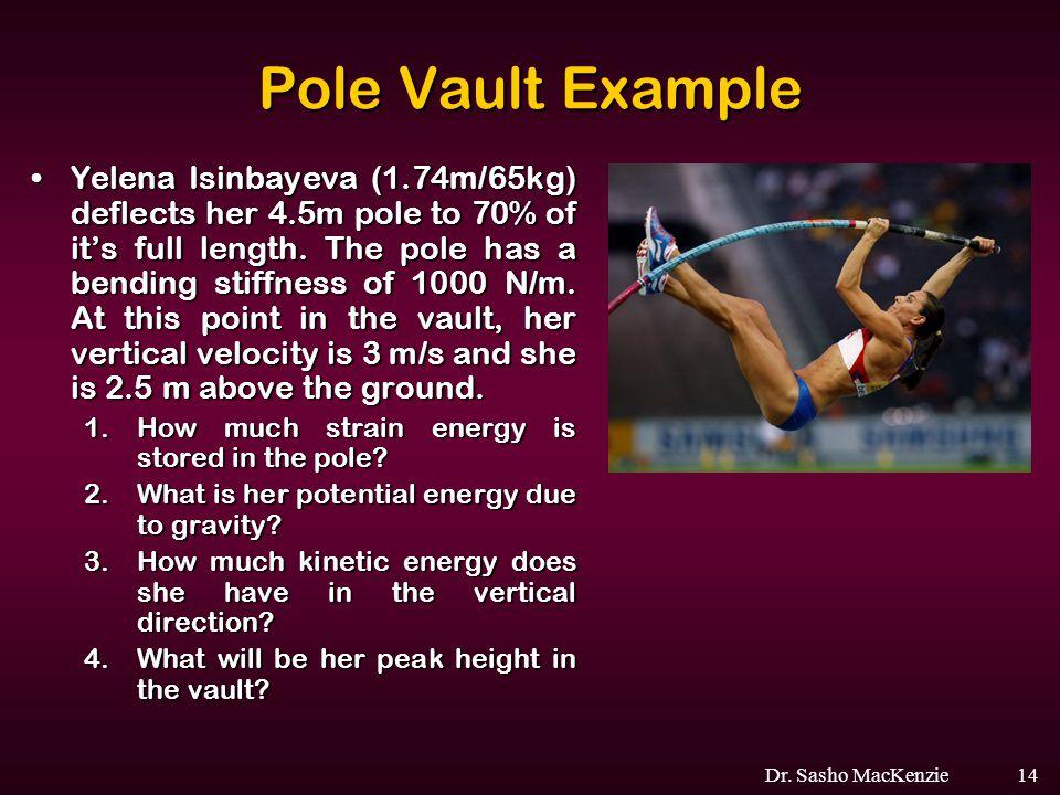 Pole Vault Example