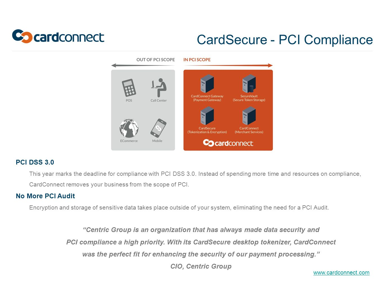 CardSecure - PCI Compliance