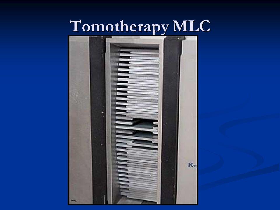 Tomotherapy MLC