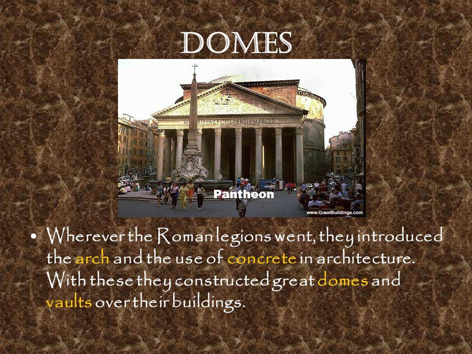 Domes Pantheon.