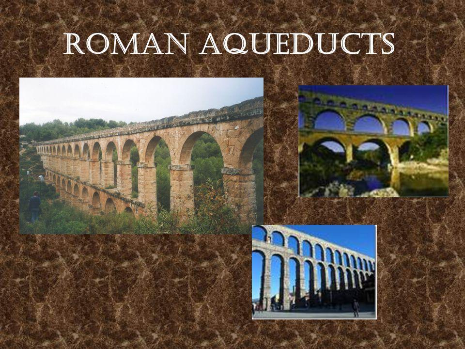 Roman Aqueducts